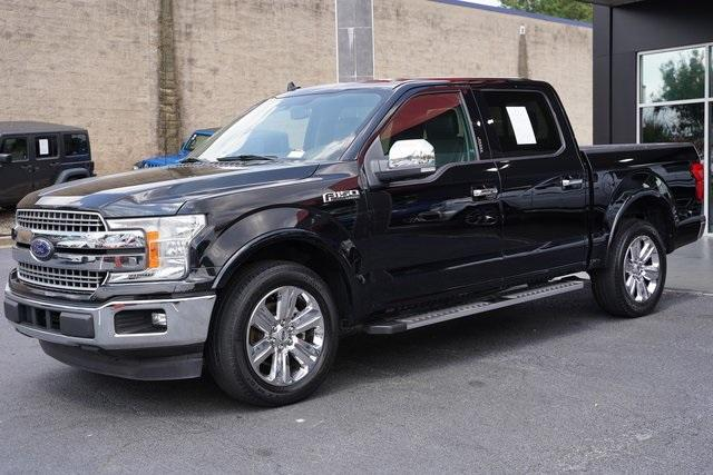 Used 2018 Ford F-150 Lariat for sale Sold at Gravity Autos Roswell in Roswell GA 30076 5