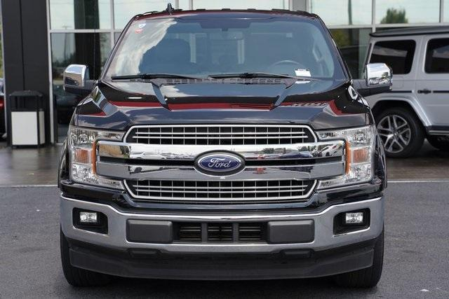 Used 2018 Ford F-150 Lariat for sale Sold at Gravity Autos Roswell in Roswell GA 30076 6