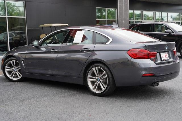 Used 2019 BMW 4 Series 430i Gran Coupe for sale Sold at Gravity Autos Roswell in Roswell GA 30076 11