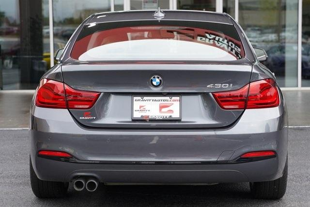 Used 2019 BMW 4 Series 430i Gran Coupe for sale Sold at Gravity Autos Roswell in Roswell GA 30076 12