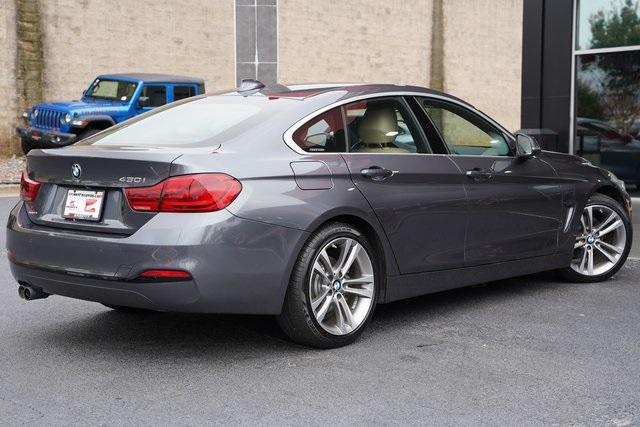 Used 2019 BMW 4 Series 430i Gran Coupe for sale Sold at Gravity Autos Roswell in Roswell GA 30076 13