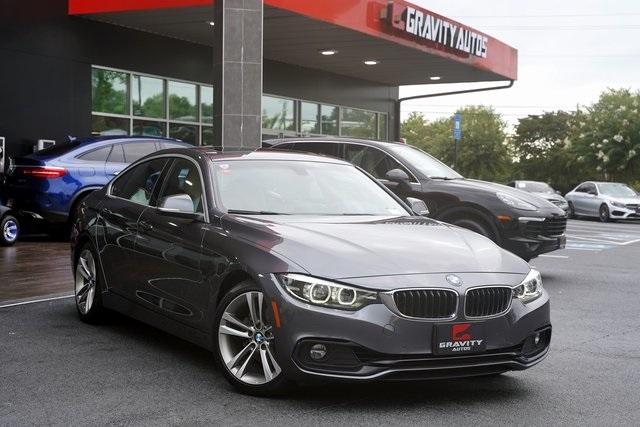 Used 2019 BMW 4 Series 430i Gran Coupe for sale Sold at Gravity Autos Roswell in Roswell GA 30076 2