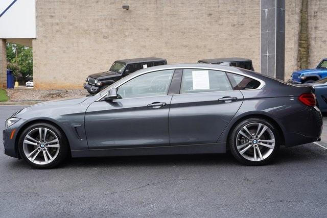 Used 2019 BMW 4 Series 430i Gran Coupe for sale Sold at Gravity Autos Roswell in Roswell GA 30076 4