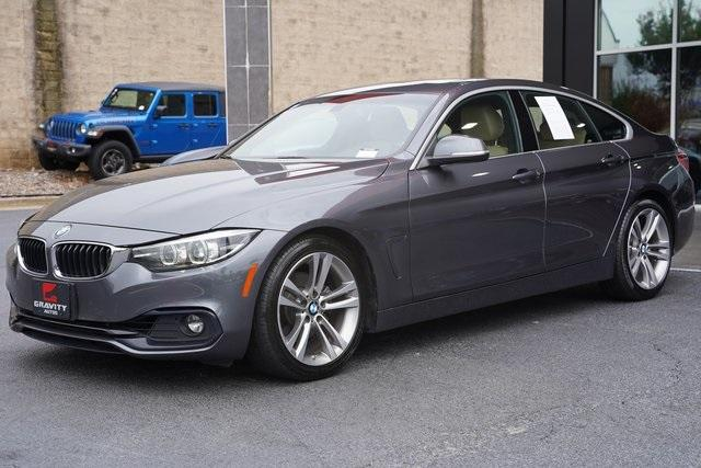 Used 2019 BMW 4 Series 430i Gran Coupe for sale Sold at Gravity Autos Roswell in Roswell GA 30076 5