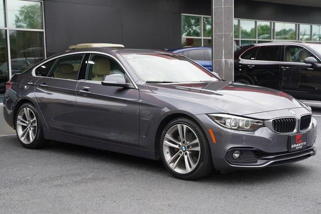 Used 2019 BMW 4 Series 430i Gran Coupe for sale Sold at Gravity Autos Roswell in Roswell GA 30076 7