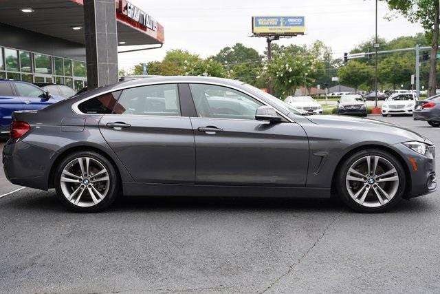 Used 2019 BMW 4 Series 430i Gran Coupe for sale Sold at Gravity Autos Roswell in Roswell GA 30076 8