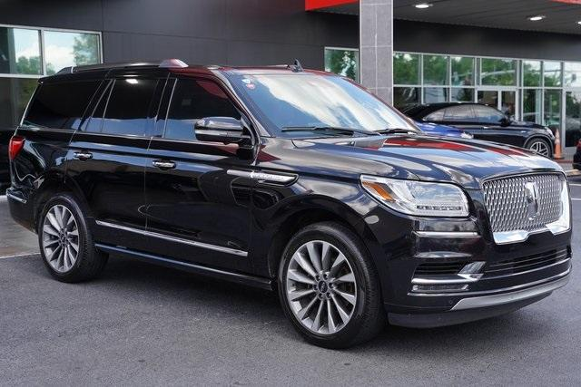 Used 2018 Lincoln Navigator Select for sale $49,991 at Gravity Autos Roswell in Roswell GA 30076 11