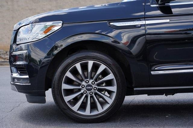 Used 2018 Lincoln Navigator Select for sale $49,991 at Gravity Autos Roswell in Roswell GA 30076 14