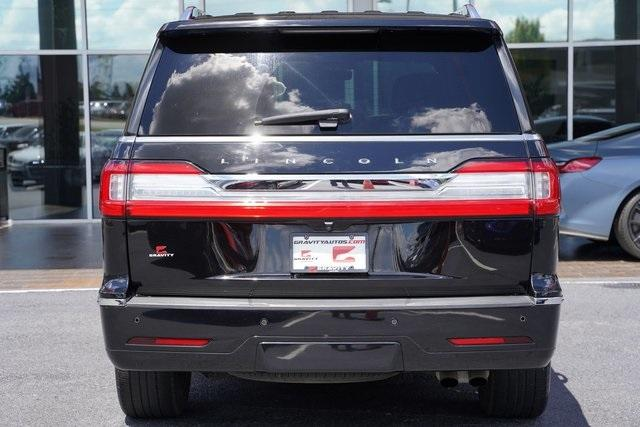 Used 2018 Lincoln Navigator Select for sale $49,991 at Gravity Autos Roswell in Roswell GA 30076 3