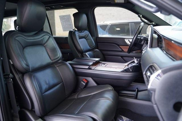 Used 2018 Lincoln Navigator Select for sale $49,991 at Gravity Autos Roswell in Roswell GA 30076 34