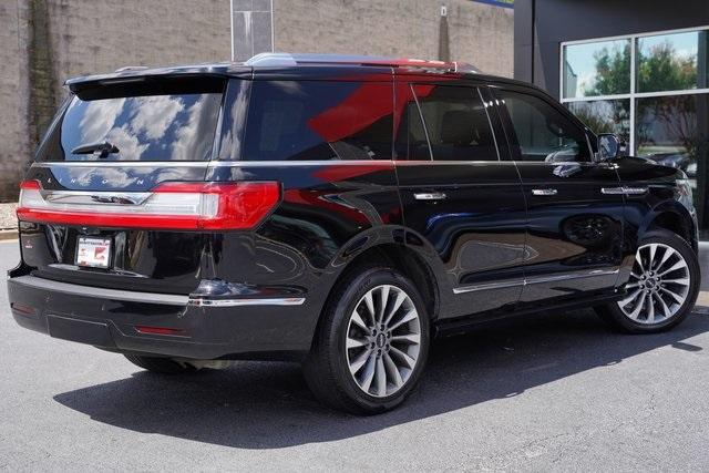 Used 2018 Lincoln Navigator Select for sale $49,991 at Gravity Autos Roswell in Roswell GA 30076 4