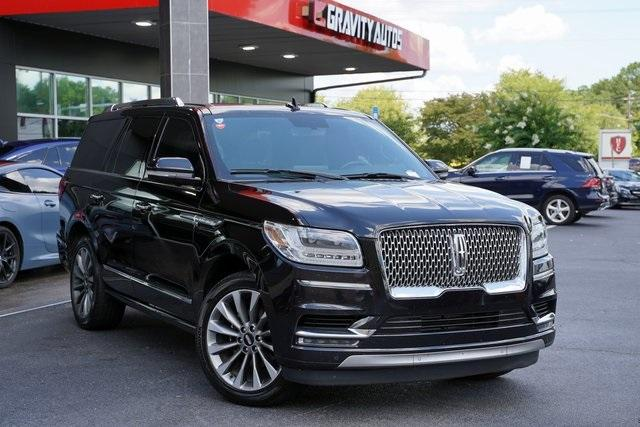 Used 2018 Lincoln Navigator Select for sale $49,991 at Gravity Autos Roswell in Roswell GA 30076 6