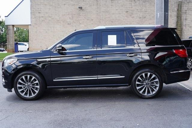 Used 2018 Lincoln Navigator Select for sale $49,991 at Gravity Autos Roswell in Roswell GA 30076 8