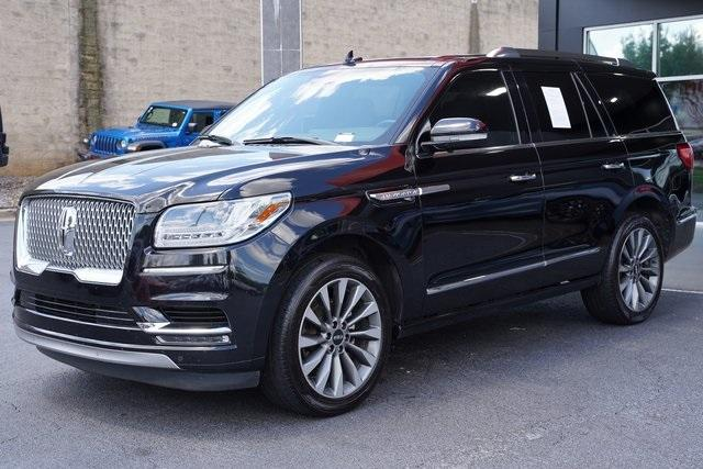 Used 2018 Lincoln Navigator Select for sale $49,991 at Gravity Autos Roswell in Roswell GA 30076 9