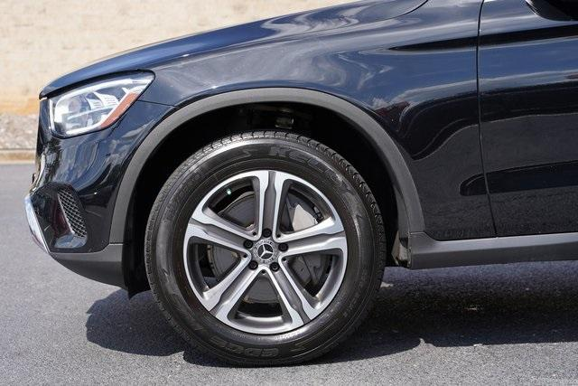 Used 2020 Mercedes-Benz GLC GLC 300 for sale $38,492 at Gravity Autos Roswell in Roswell GA 30076 10