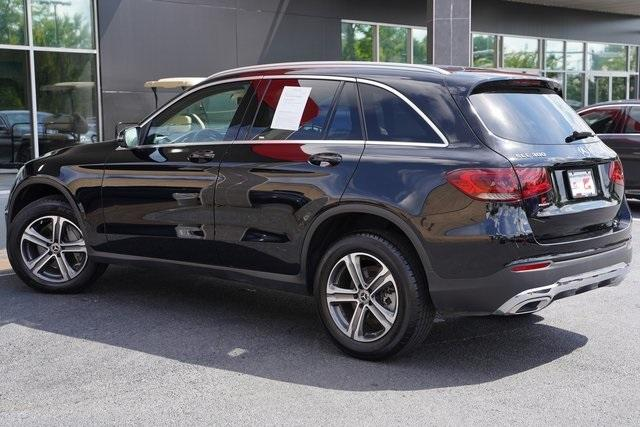 Used 2020 Mercedes-Benz GLC GLC 300 for sale $38,492 at Gravity Autos Roswell in Roswell GA 30076 11
