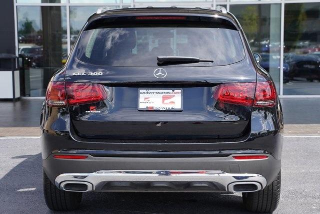 Used 2020 Mercedes-Benz GLC GLC 300 for sale $38,492 at Gravity Autos Roswell in Roswell GA 30076 12