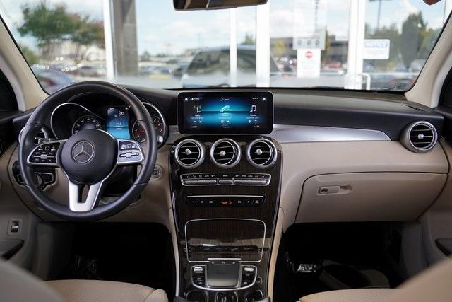 Used 2020 Mercedes-Benz GLC GLC 300 for sale $38,492 at Gravity Autos Roswell in Roswell GA 30076 15