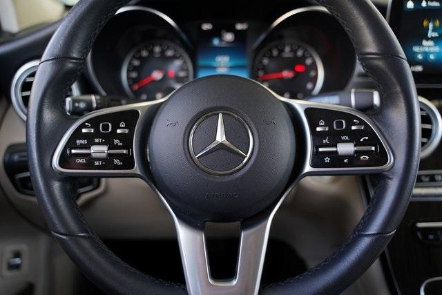 Used 2020 Mercedes-Benz GLC GLC 300 for sale $38,492 at Gravity Autos Roswell in Roswell GA 30076 16