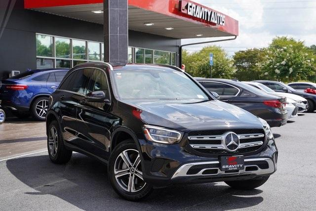 Used 2020 Mercedes-Benz GLC GLC 300 for sale $38,492 at Gravity Autos Roswell in Roswell GA 30076 2
