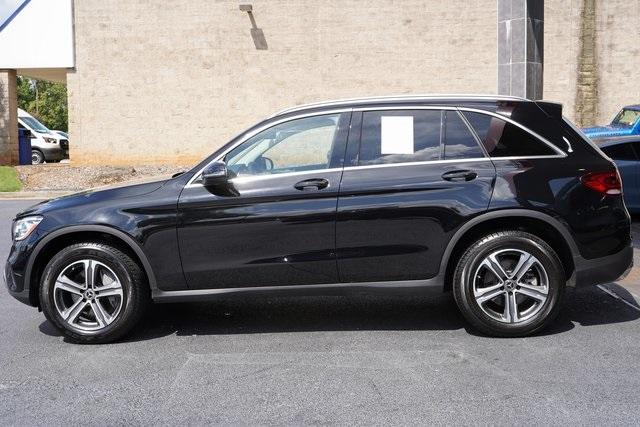 Used 2020 Mercedes-Benz GLC GLC 300 for sale $38,492 at Gravity Autos Roswell in Roswell GA 30076 4