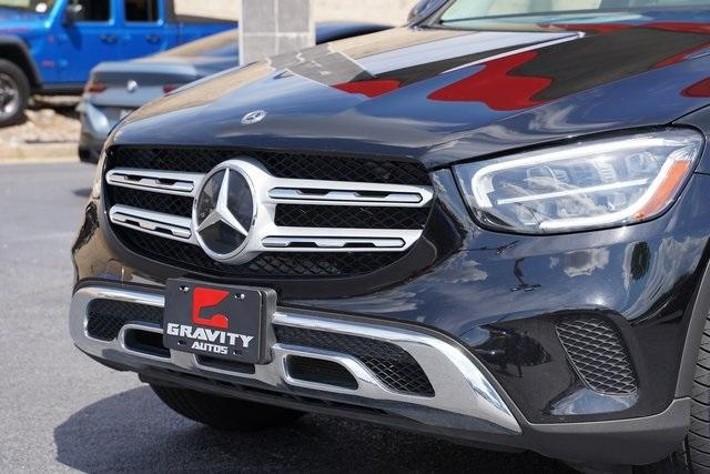 Used 2020 Mercedes-Benz GLC GLC 300 for sale $38,492 at Gravity Autos Roswell in Roswell GA 30076 9
