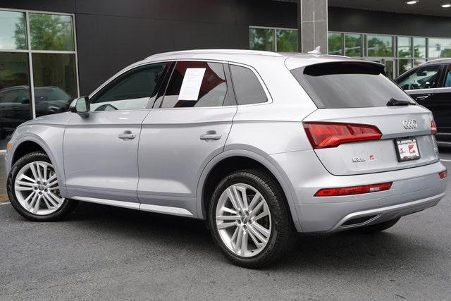 Used 2018 Audi Q5 2.0T for sale $32,992 at Gravity Autos Roswell in Roswell GA 30076 11