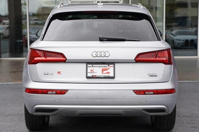 Used 2018 Audi Q5 2.0T for sale $32,992 at Gravity Autos Roswell in Roswell GA 30076 12