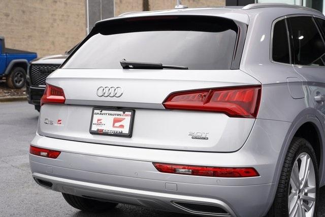 Used 2018 Audi Q5 2.0T for sale $32,992 at Gravity Autos Roswell in Roswell GA 30076 14