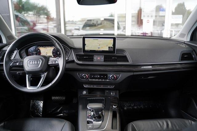 Used 2018 Audi Q5 2.0T for sale $32,992 at Gravity Autos Roswell in Roswell GA 30076 15