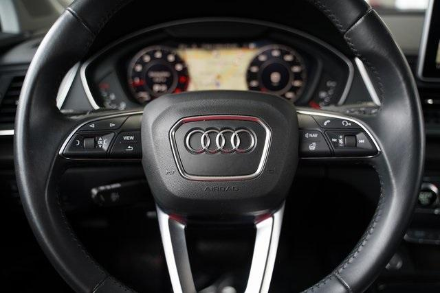 Used 2018 Audi Q5 2.0T for sale $32,992 at Gravity Autos Roswell in Roswell GA 30076 16