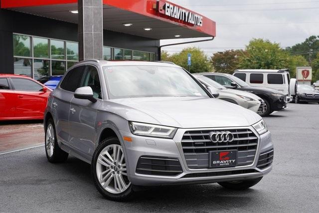 Used 2018 Audi Q5 2.0T for sale $32,992 at Gravity Autos Roswell in Roswell GA 30076 2