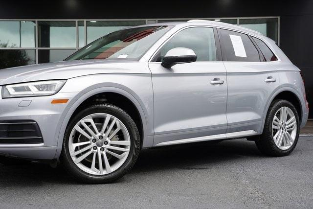 Used 2018 Audi Q5 2.0T for sale $32,992 at Gravity Autos Roswell in Roswell GA 30076 3