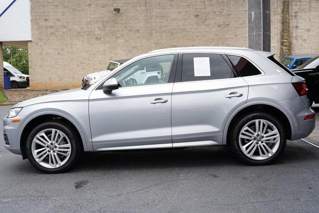Used 2018 Audi Q5 2.0T for sale $32,992 at Gravity Autos Roswell in Roswell GA 30076 4