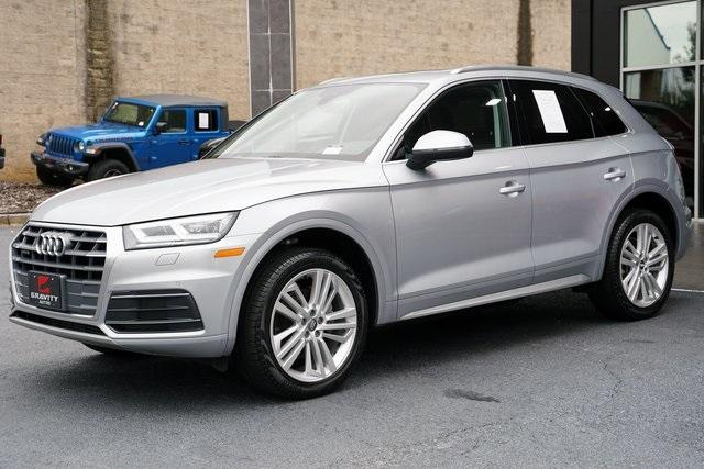 Used 2018 Audi Q5 2.0T for sale $32,992 at Gravity Autos Roswell in Roswell GA 30076 5