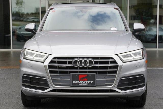 Used 2018 Audi Q5 2.0T for sale $32,992 at Gravity Autos Roswell in Roswell GA 30076 6