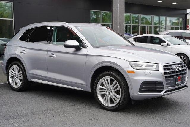 Used 2018 Audi Q5 2.0T for sale $32,992 at Gravity Autos Roswell in Roswell GA 30076 7