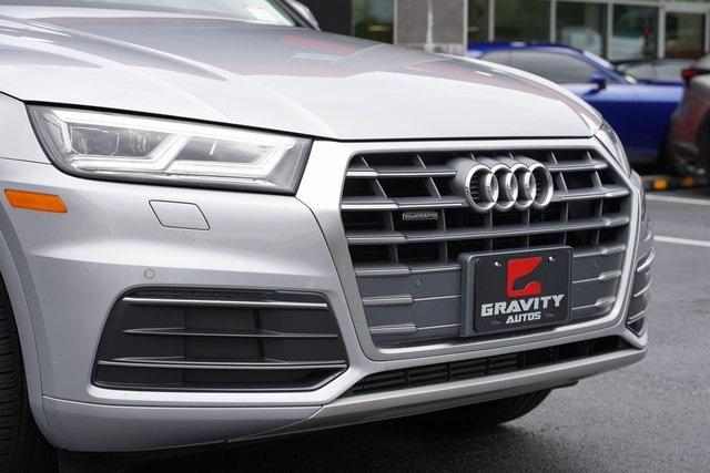 Used 2018 Audi Q5 2.0T for sale $32,992 at Gravity Autos Roswell in Roswell GA 30076 9