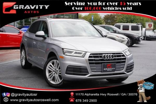 Used 2018 Audi Q5 2.0T for sale $32,992 at Gravity Autos Roswell in Roswell GA