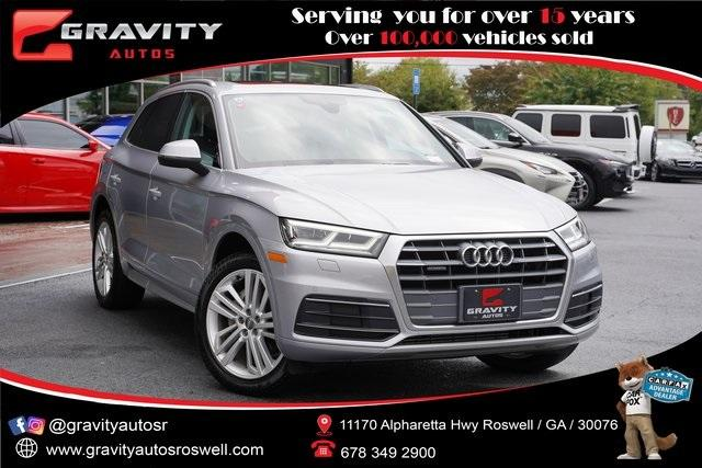 Used 2018 Audi Q5 2.0T for sale $32,992 at Gravity Autos Roswell in Roswell GA 30076 1