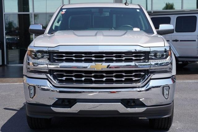 Used 2018 Chevrolet Silverado 1500 LTZ for sale $40,992 at Gravity Autos Roswell in Roswell GA 30076 6
