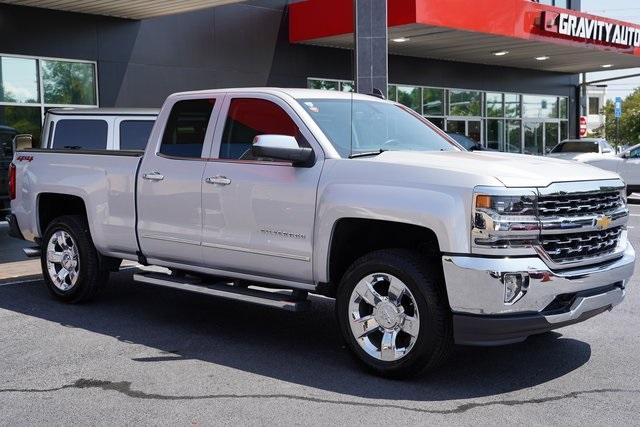 Used 2018 Chevrolet Silverado 1500 LTZ for sale $40,992 at Gravity Autos Roswell in Roswell GA 30076 7