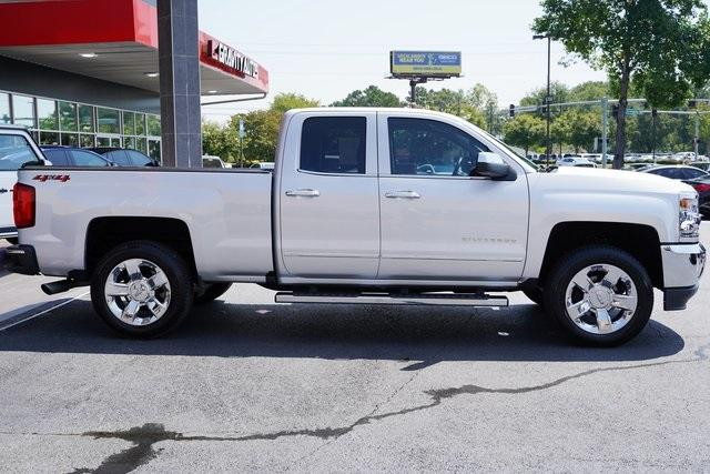 Used 2018 Chevrolet Silverado 1500 LTZ for sale $40,992 at Gravity Autos Roswell in Roswell GA 30076 8