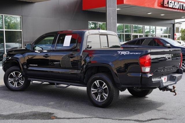 Used 2016 Toyota Tacoma TRD Sport for sale $30,992 at Gravity Autos Roswell in Roswell GA 30076 10