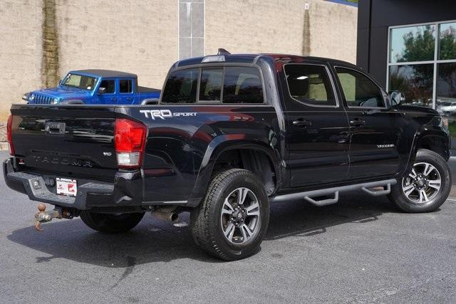 Used 2016 Toyota Tacoma TRD Sport for sale $30,992 at Gravity Autos Roswell in Roswell GA 30076 12