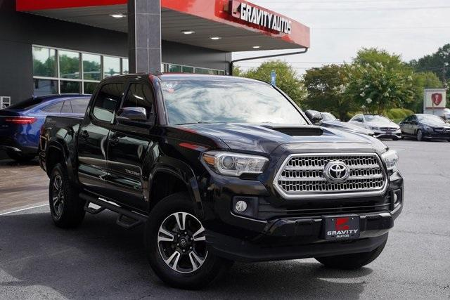 Used 2016 Toyota Tacoma TRD Sport for sale $30,992 at Gravity Autos Roswell in Roswell GA 30076 2