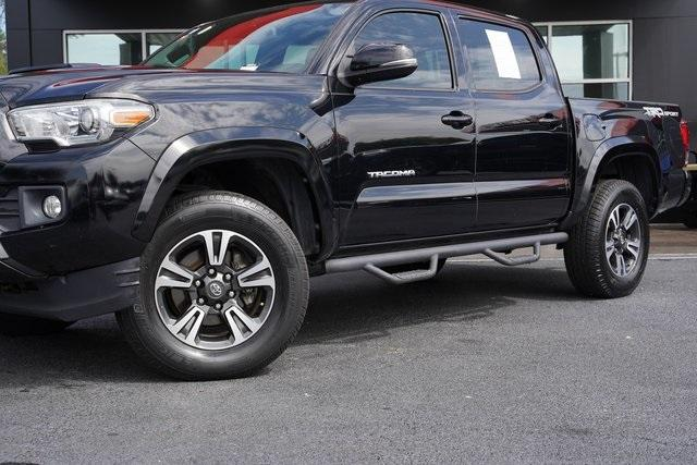 Used 2016 Toyota Tacoma TRD Sport for sale $30,992 at Gravity Autos Roswell in Roswell GA 30076 3