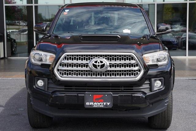 Used 2016 Toyota Tacoma TRD Sport for sale $30,992 at Gravity Autos Roswell in Roswell GA 30076 6