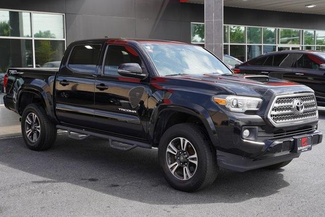 Used 2016 Toyota Tacoma TRD Sport for sale $30,992 at Gravity Autos Roswell in Roswell GA 30076 7