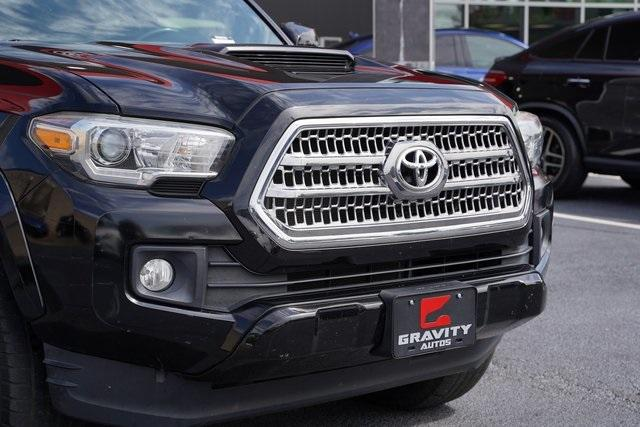 Used 2016 Toyota Tacoma TRD Sport for sale $30,992 at Gravity Autos Roswell in Roswell GA 30076 9